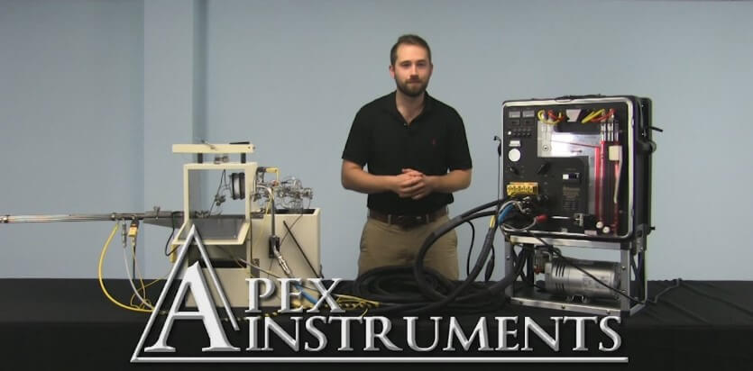 Apex Instruments product