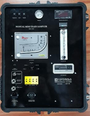 Isokinetic Sampler Train Method 23 (IST-M23)