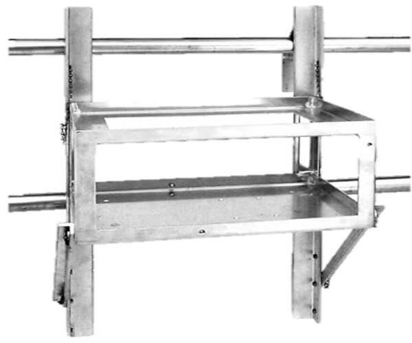 Console & Pump Shelf