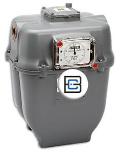 Dry Gas Meter (Metric) (DGM-M1)