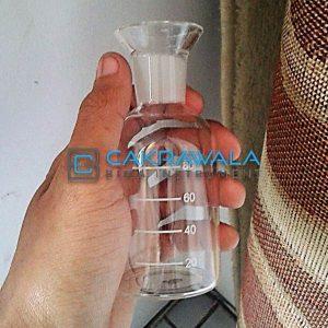 botol bod gelas tabung