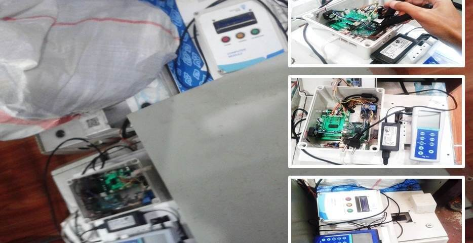 jasa servis alat monitoring kualitas air
