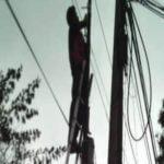 pemasangan kabel optic
