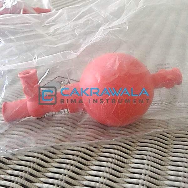 pompa pipet filler bulb kimia