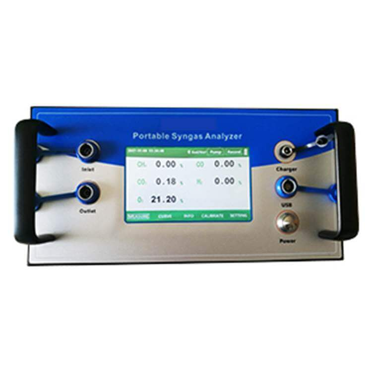 Portable Gas IR-GAS-600 Syngas Analyzer