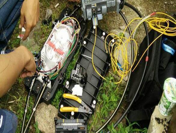 alat jasa instalasi fiber optic