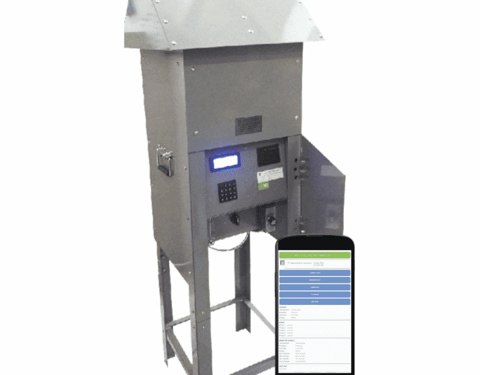 mesin hvas high volume air sampler pm2.5 pm10 tsp