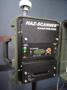 HAZ-SCANNER HIM 6000 Air Quality Monitoring System