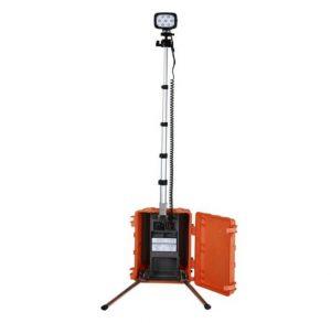 DV-EL 1000 Portable Emergency LED Work Light Set