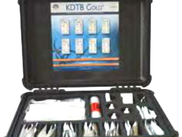KDTB Gold Field Biological Detection