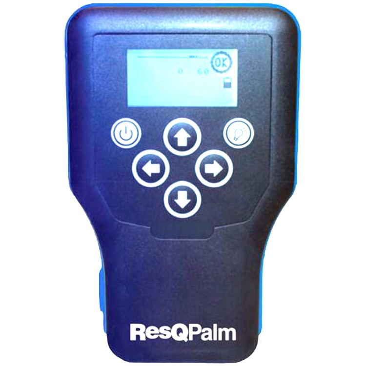 ResQ PALM (Peronal Handy Through-The-Wall Radar)