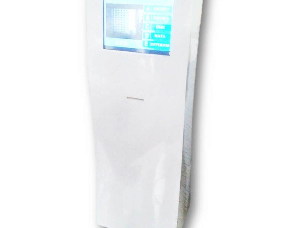 mesin antrian touchscreen murah
