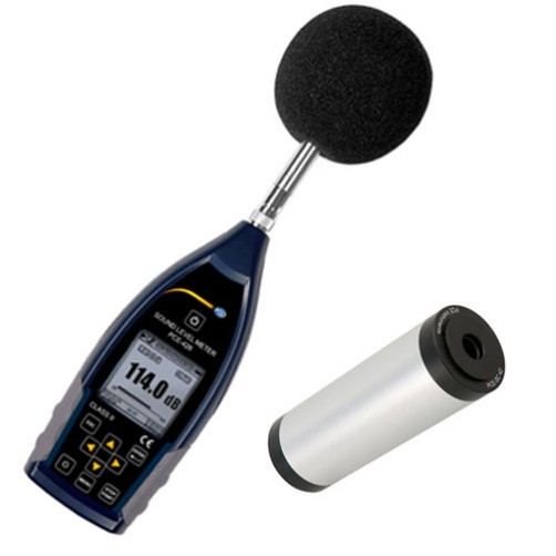Alat Uji Kebisingan Portable Meter - PCE Type 428 KIT