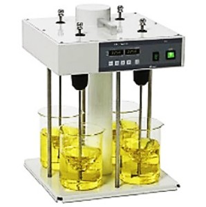 Digital 4 Position Jar Tester - Misung Type SF4