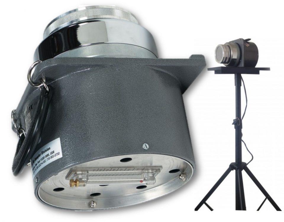 Portable HVAS (High Volume Air Sampler)
