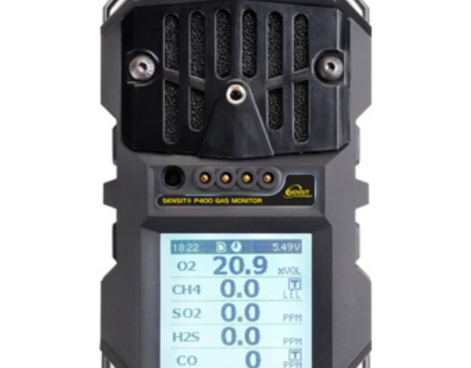 Portable Multi Gas Monitor - Sensit Type P400