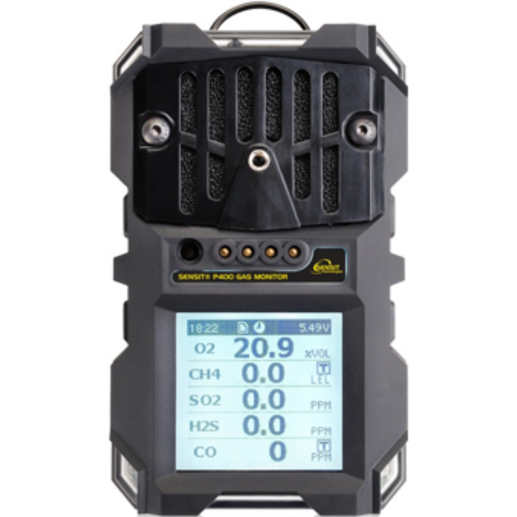 Portable Multi Gas Monitor – Sensit Type P400