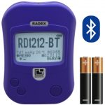 Portable Radiation Detector Bluetooth – QUARTA – RD 1212BT
