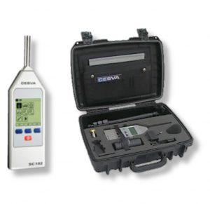 Portable Sound Level Meter - Cesva Type SC 102