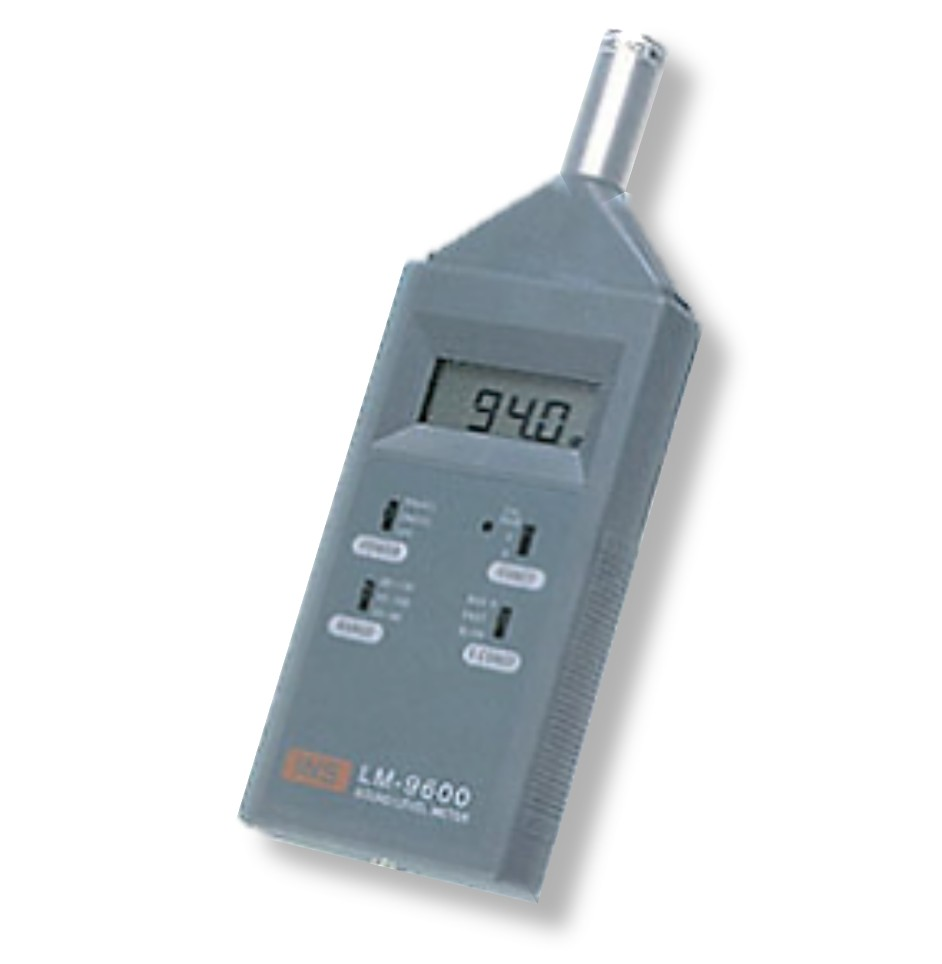 Portable Sound Level Meter – INS Type LM 9600