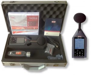 Portable Sound Level Meter - Kimo Type DB200