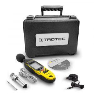 Portable Sound Level Meter - Trotec Type SL 400