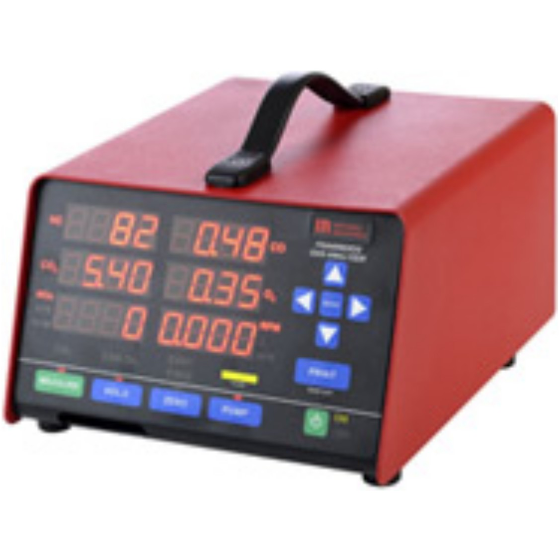 Portable Exhaust Gas Analyzer – IR Type FGA4000XDS