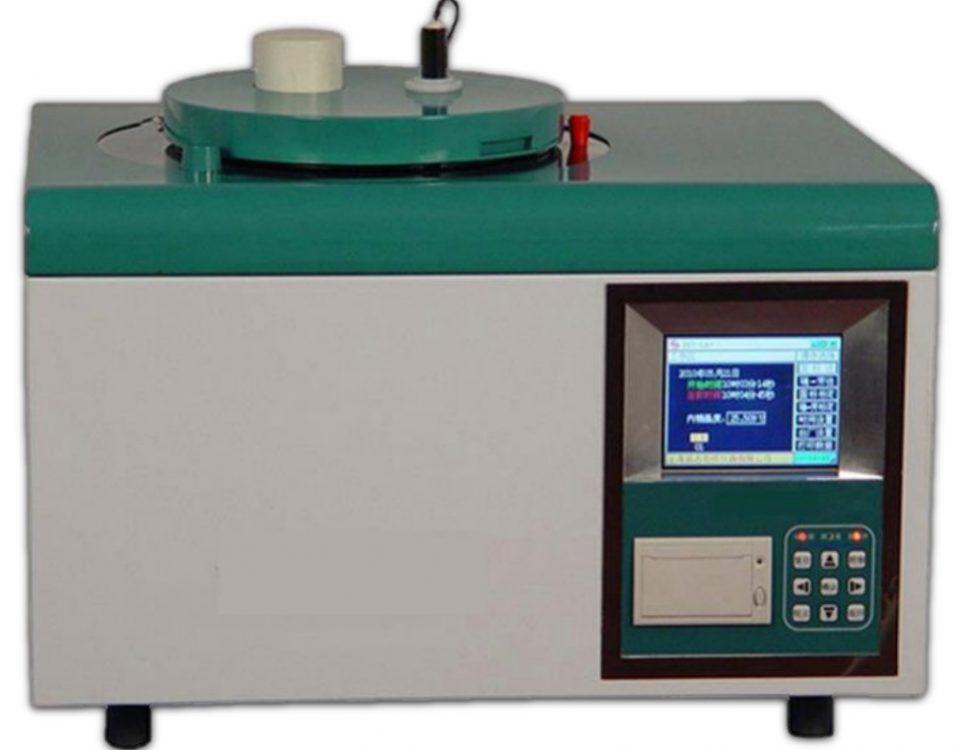 Automatic Oxygen Bomb Calorimeter