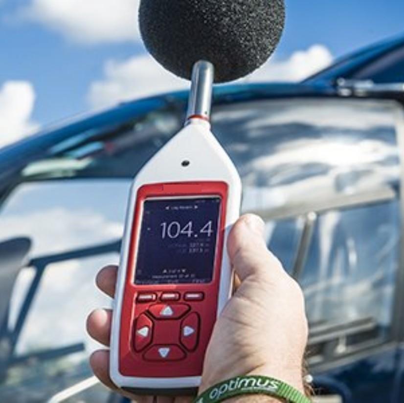 Optimus Red – Sound Level Meter