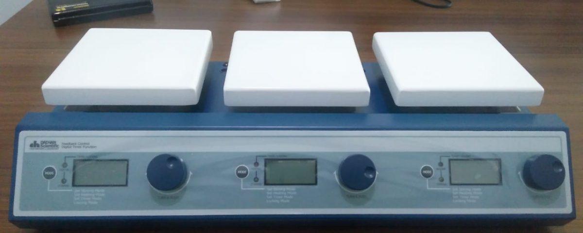 Multi-Hotplate Stirrers