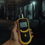 Portable Pumping Multi Gas Detector (NO2, SO2, CO, CO2, LEL, O2)