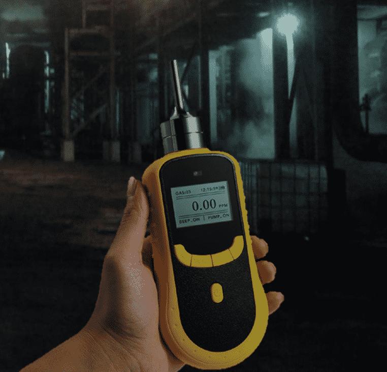 Berikut Cara Kerja Gas Detector