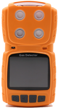 Mini Portable Biogas Analyzer CO2 H2S CH4 O2