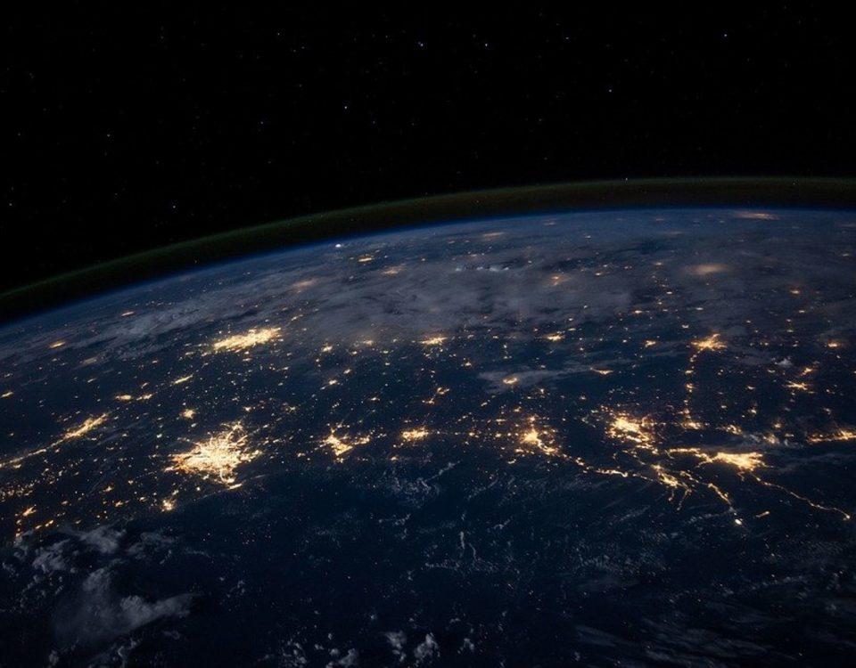 lapisan ozon bumi