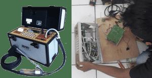 Perbaikan servis IMR 2800P - Flue Gas Analyzer
