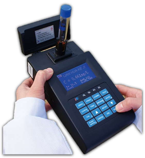 Portable Ammonia Nitrogen Analyzer