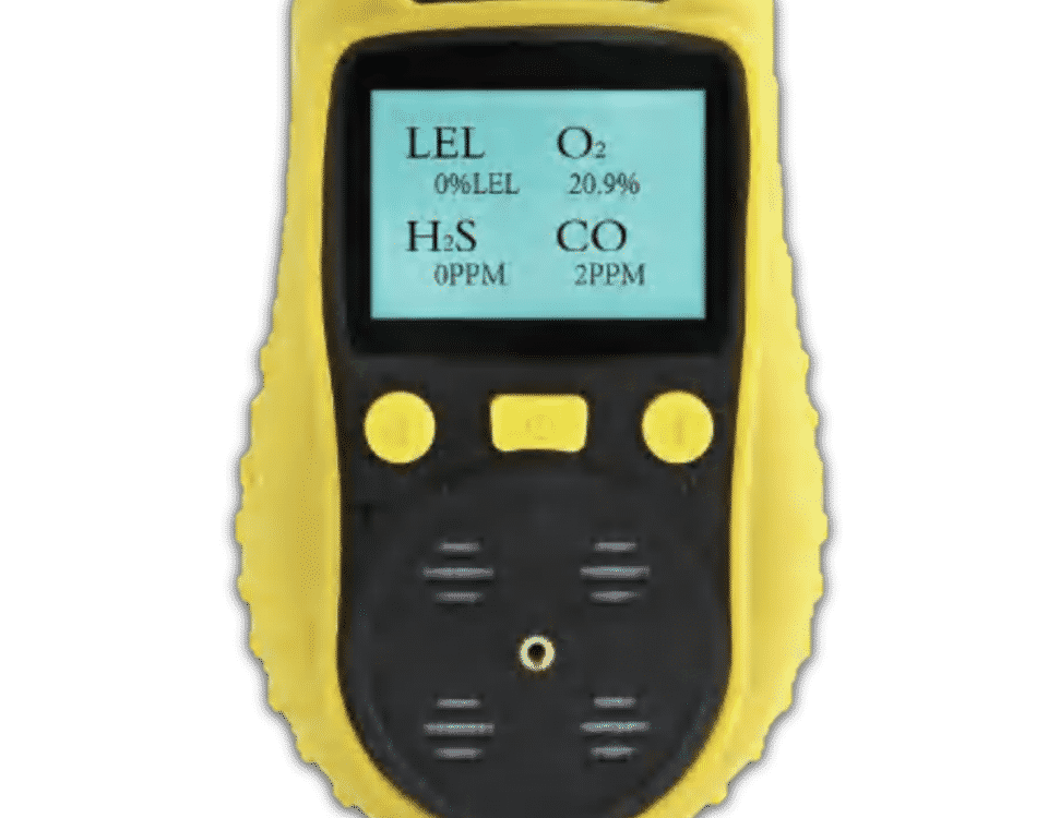 Portable Multi Gas Detector YT-1200H-S