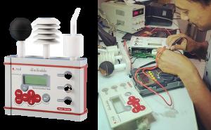 servis heat stress monitoring LSI