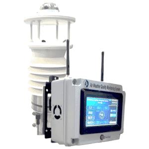 awqms-pro air weather quality monitoring system cakrawala bima instrument