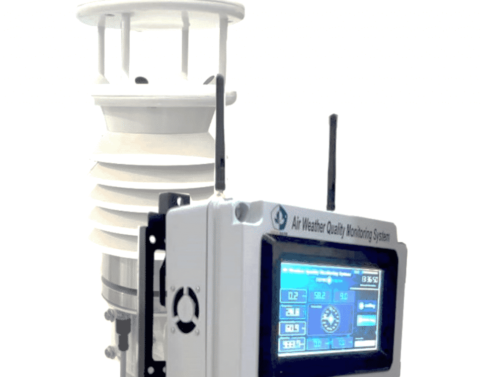 awqms-pro air weather quality monitoring system cakrawala bima instrument