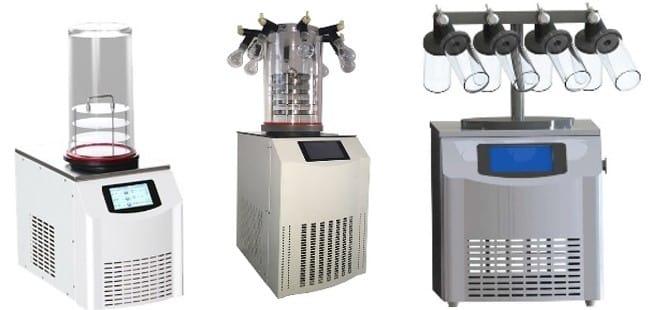 vacuum freeze dryer series A