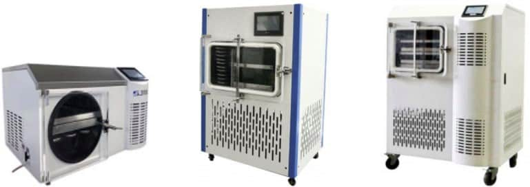 vacuum freeze dryer series B