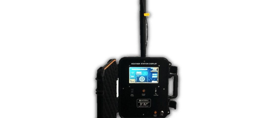 PWS Portable Weather Station